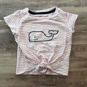 VINEYARD VINES for target 2T  whale T-shirt